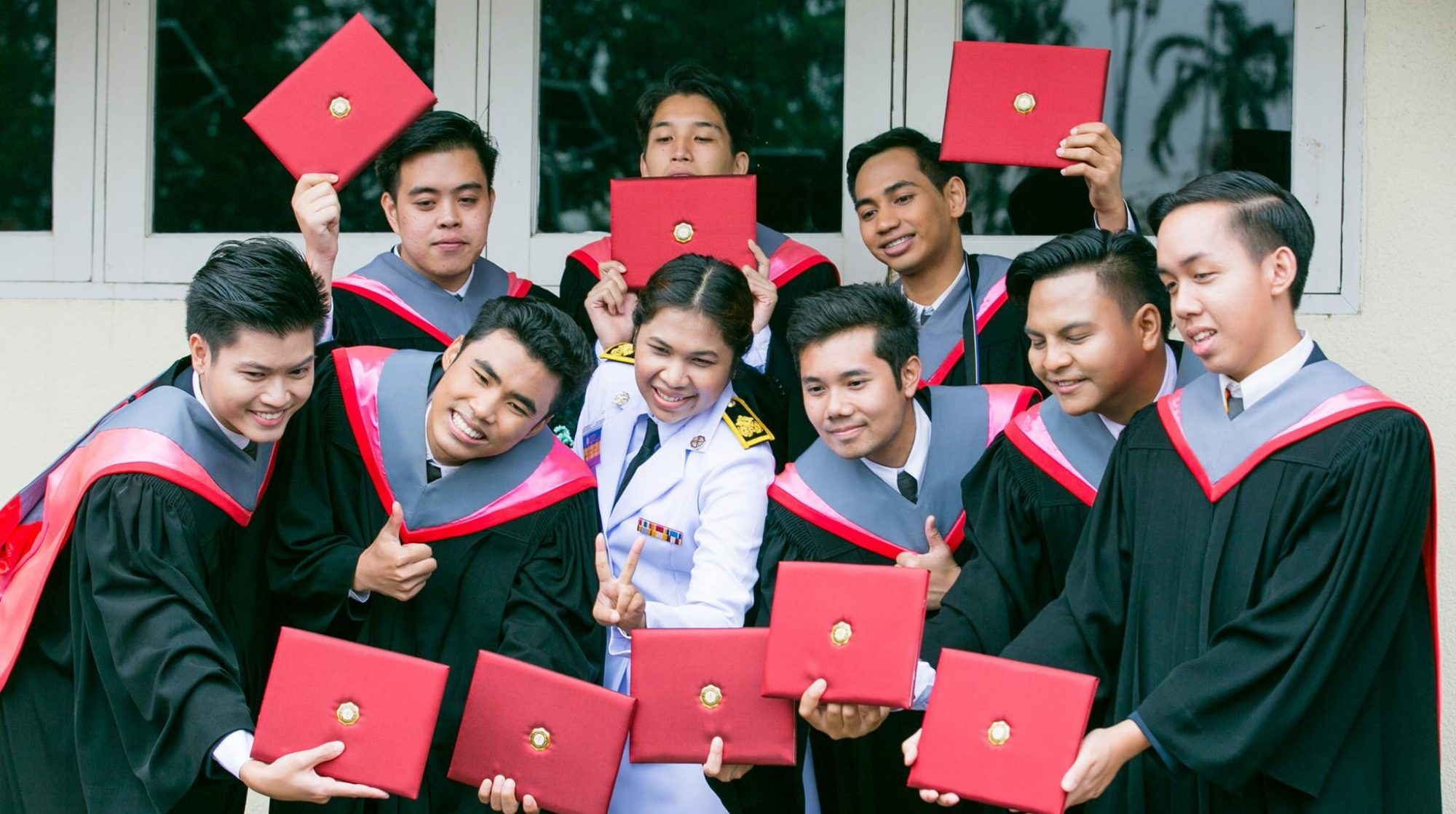 Srinakharinwirot University commencement
